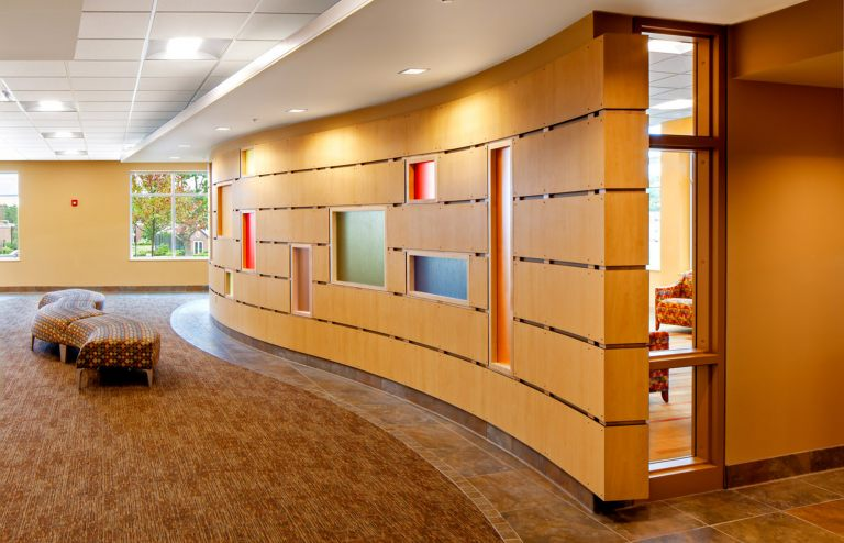 Hinman common area