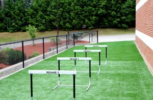 Side hurdles