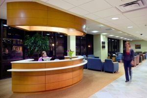 Patient Access Reception