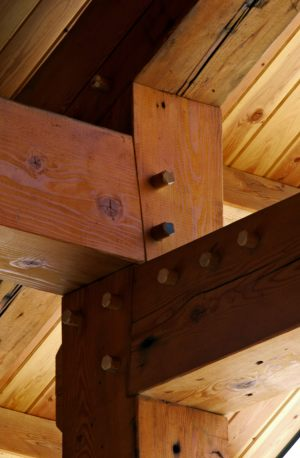 Timber Construction (Detail)