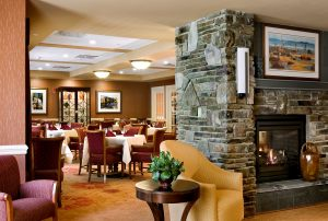 Dining, assisted living
