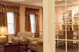 Common Room – Assisted-Living