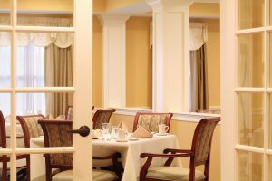 Dining Room – Assisted Living
